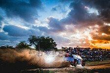 WRC Rallye Australien 2017: Neuville vs Tänak, Route, TV-Zeiten