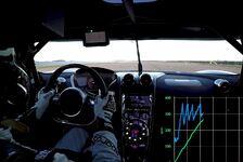 Auto - Video: Koenigsegg zertrümmert Bugattis Tempo-Rekord 0 - 400 - 0 km/h