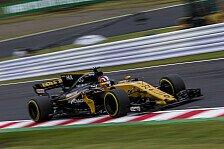 Nico Hülkenberg ratlos in Suzuka: Renault stürzt in Formkrise