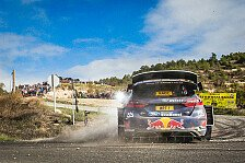 WRC - Rallye Spanien