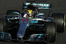 Formel 1 Japan 2017: Hamilton zittert sich zum Sieg, Vettel out