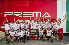 Formel 2 - Spanien (Jerez)
