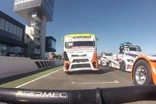 Motorsport - Video: FIA Truck-Europameisterschaft 2017: Die Highlights aus Jarama