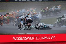 MotoGP - Video: MotoGP in Motegi: Wissenswertes zum Rennen in Japan