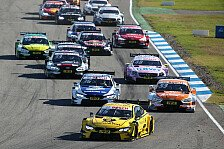 DTM - Video: DTM Hockenheim II 2017: Highlights des 1. Rennens