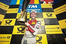 DTM 2017: Rene Rasts 6 Meister-Faktoren