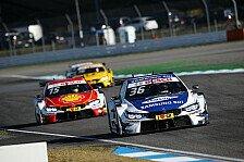 DTM: BMW-Fahrerkader 2018 - Maxime Martin ist raus