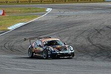Carrera Cup: Höhen und Tiefen bei raceunion Huber Racing