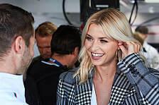 DTM - Top-Model Lena Gercke verzaubert die DTM