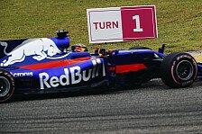 Formel-1-Quiz: Kurven-Wirrwarr zum Mitraten