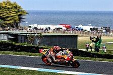 Marc Marquez besorgt: War bei Crash im FP1 nicht am Limit