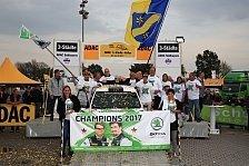 Dinkel gewinnt ADAC 3-Städte-Rallye, Kreim verteidigt Titel