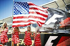 Formel 1 - Bilder: USA GP - Girls