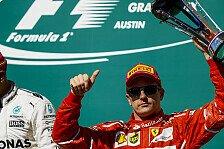 Kimi Räikkönen auf Instagram: Kampfansage an Vettel - Blog
