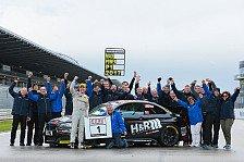 VLN 2017: Dunlop und Bonk Motorsport verteidigen den Titel
