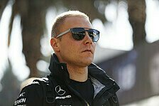 Formel 1 - Video: Formel-1-Pilot Valtteri Bottas trifft Segler Alex Thomson