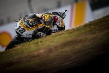 Moto2 Sepang 2017: Heftiger Lüthi-Crash im Qualifying