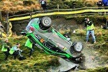 WRC - Bilder: Rallye Großbritannien - Tag 1 - 3 & Podium