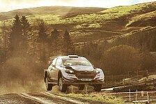 WRC Großbritannien-Wales 2017 News-Ticker: Ogier Weltmeister
