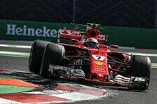Formel 1 Mexiko: Räikkönen-Podium wirklich nur dank VSC-Glück?