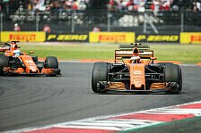 Formel 1, Brasilien - Alonso: McLaren kann Big Point landen