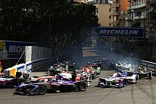 Formel E, Monaco: Formel-1-Kurs wird für ePrix 2021 angepasst