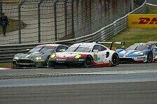 WEC 2017: GT-Rückblick mit Aston Martin, Ferrari, Ford, Porsche