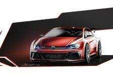 WRC: Volkswagen zeigt neuen Polo GTI R5
