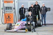 BWT Mücke Motorsport verpflichtet Nachwuchshoffnung Krütten