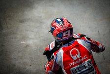 Danilo Petrucci: MotoGP-Einsatz für den Polizei-Inspektor