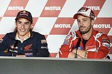 MotoGP: Die fünf größten Duelle