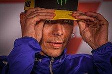 Motocross-Verletzung: Valentino Rossi äußert sich erstmals zum Unfall