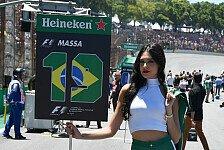 Formel 1 Brasilien ohne Grid-Girls? Nicht mit uns! Das Best-of