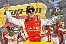 NASCAR Cup: Kenseth wird Larson-Ersatz bei Chip Ganassi Racing
