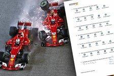 Fans gefragt: Wie gut ist die Formel-1-Saison 2017?