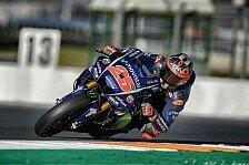 MotoGP-Testfahrten Valencia 2017 - Dienstag