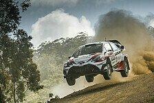 WRC - Rallye Australien