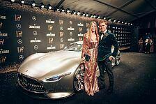 Formel 1 - Nico Rosberg zu Gast bei der Bambi-Verleihung 2017