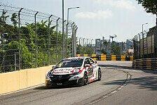 WTCC - Bilder: Macau - 17. & 18. Lauf