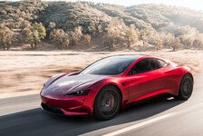 Auto - Tesla Roadster: Das 400 km/h-Elektromonster