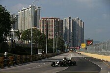 Motorsport - Bilder: Macau Grand Prix 2017 - Trainings
