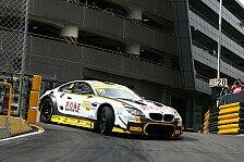 Massen-Unfall in Macau: ROWE RACING im Riesen-Pech