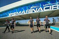 Formel 1 - Abu Dhabi GP