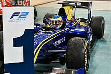 Formel 2 / GP3 Abu Dhabi 2017: News-Ticker zum Finale