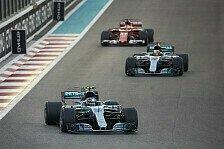 Formel 1 2017, Jacques Villeneuve: Abu Dhabi grausam als Finale