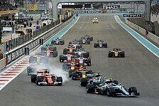 Formel 1 Abu Dhabi 2019: Die heißesten Fragen zum Rennen