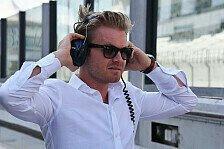 Nico Rosberg besucht Formel E in Hongkong