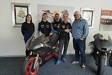 Moto2-Hersteller Suter steigt doch nicht aus: Deal mit Forward