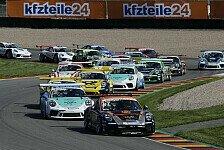Porsche Carrera Cup ab 2018 im Rahmen des ADAC GT Masters
