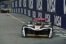 Formel E Hongkong: Abt mit erstem Sieg - Heidfeld nur Platz 17